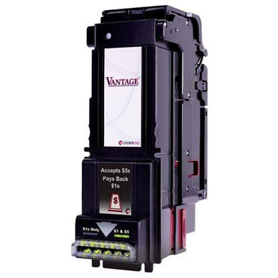 Coinco Vantage VX63B45USU2 Dollar Bill Acceptor  VendReady