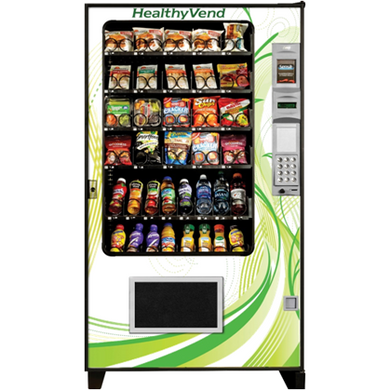 The Best Healthy Vending Machine | Combo Vending Machine