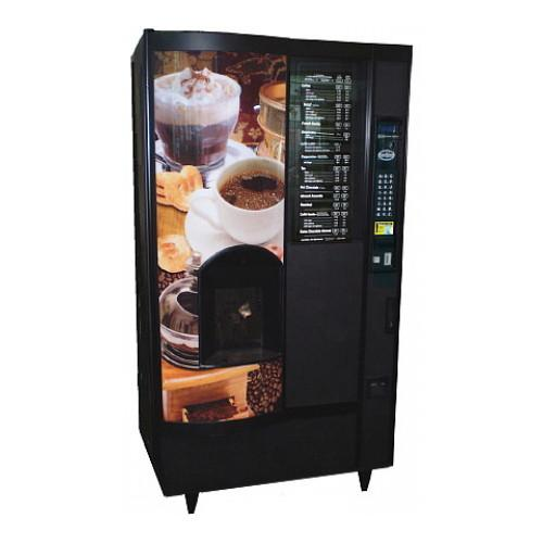 The Crane National 673 Coffee and Hot Beverage Vending Machine - Shop VendReady New and Used Vending Machine on Sale
