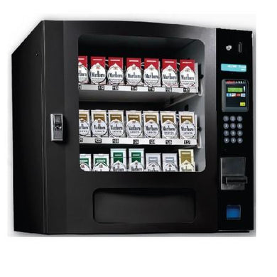 Seaga Counter Top and Wall Mountable Cigarette Vending Machine