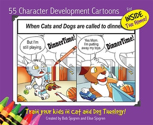 55 Character Development Cartoons for INSIDE the Home - Download