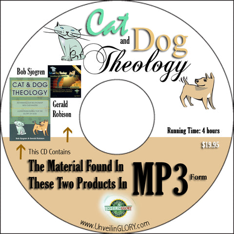 Cat and Dog Theology MP3