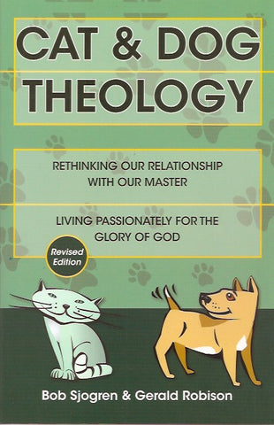 Cat and Dog Theology Book