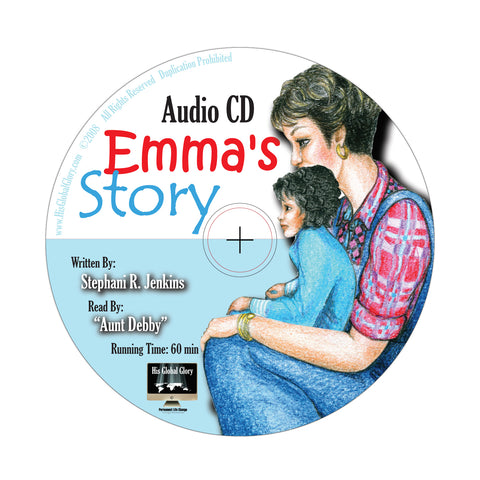 Emma's Story (Adventures in Missions with Aunt Debby) - CD