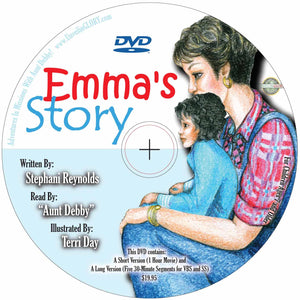Emma's Story (Adventures in Missions with Aunt Debby) - DVD