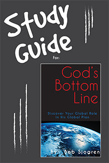 God's Bottom Line Book Study Guide