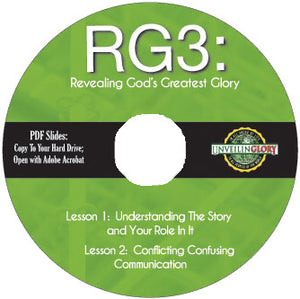 Homeschool Curriculum: High School Year 2-RG3 Workbook on CD