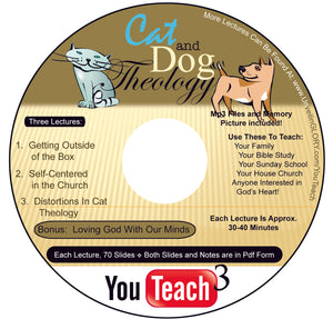 YouTeach3:  Cat & Dog Theology (PP slides in PDF) - CD
