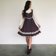Gunne Sax Prairie Dress