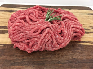 10lb Hamilton Black Angus Lean Ground Beef