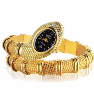 Women's Snake Shaped Fashion Watch