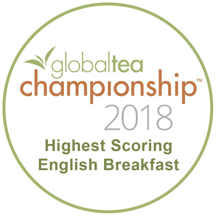 Global Tea Championship 2018 Highest Scoring English Breakfast