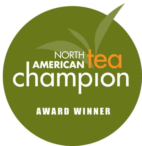 North American Tea Championship Award Winner