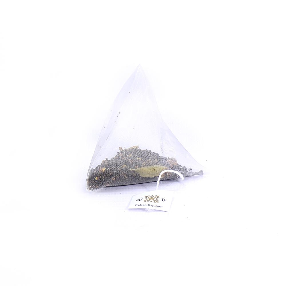 Chai Ceylon Black Tea Full Leaf Tea Enveloped Tea Bags - Walters Bay