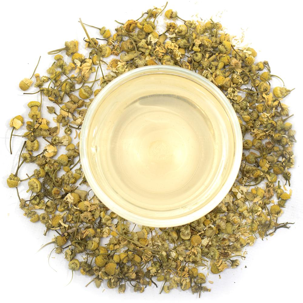 Chamomile Herbal Infusion Full Leaf Tea Loose Leaf Combo