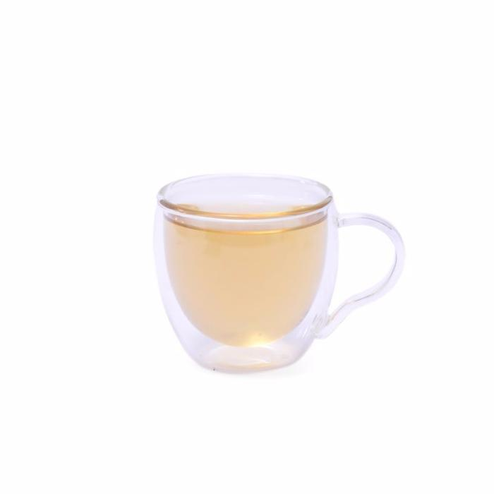 Diamond Rings Ceylon Black Tea Cup Brew