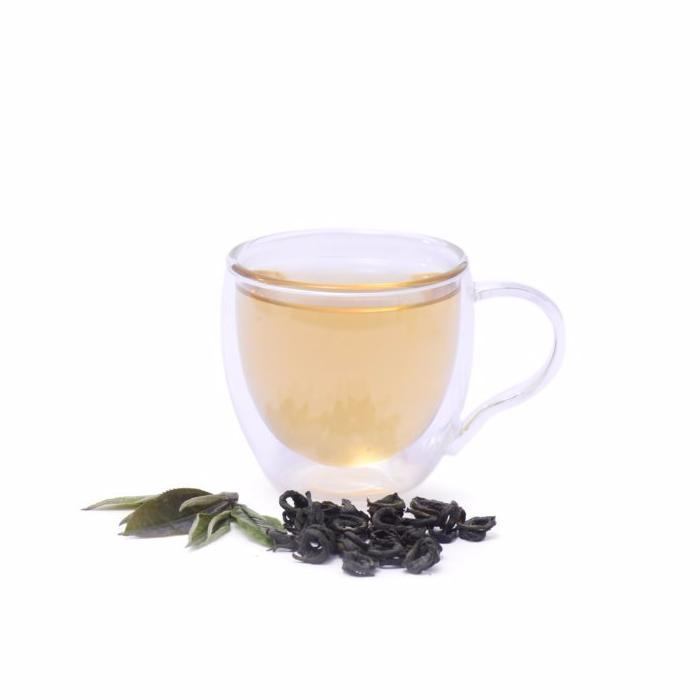 Diamond Rings Ceylon Black Tea Cup Brew with Tea