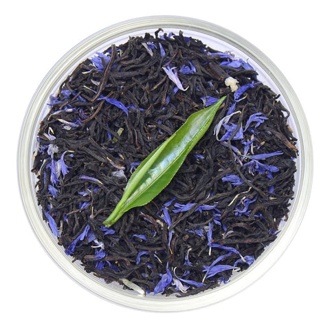Earl Grey Ceylon Black Tea Full Leaf Tea Loose Leaf Tea