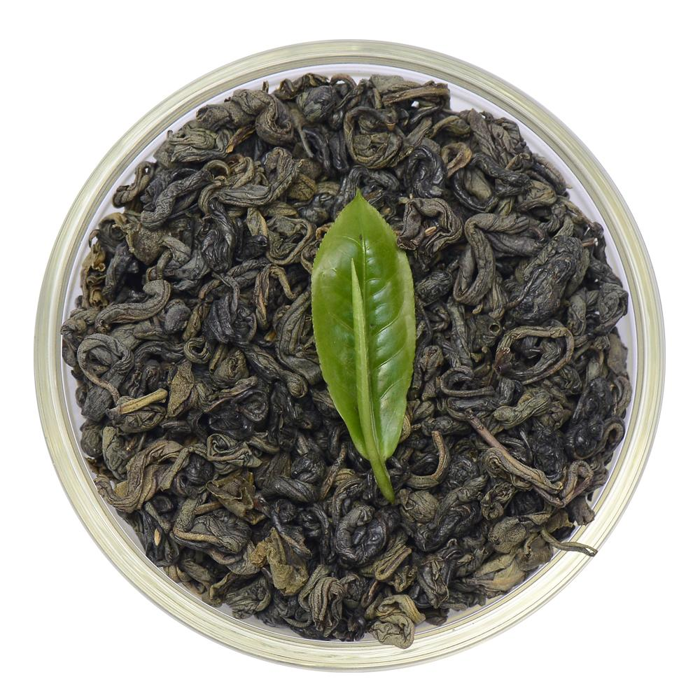 Green Tea Ceylon Green Tea Full Leaf Tea Bags in Canister - Walters Bay