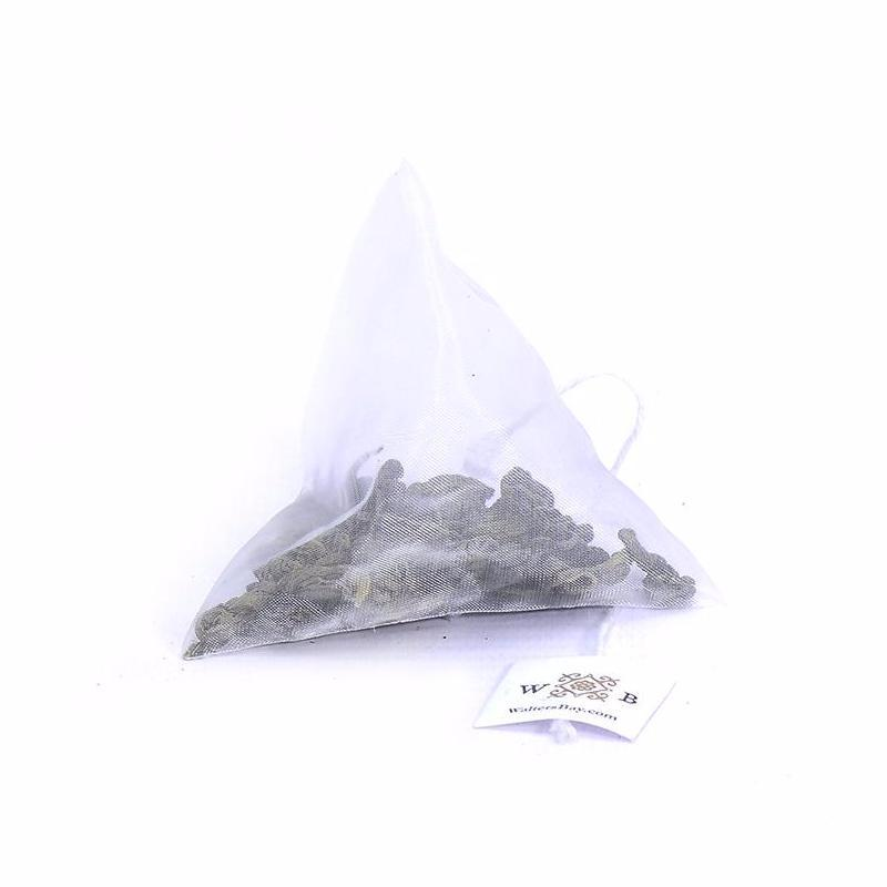 Green Tea Ceylon Green Tea Full Leaf Tea Enveloped Tea Bags - Walters Bay