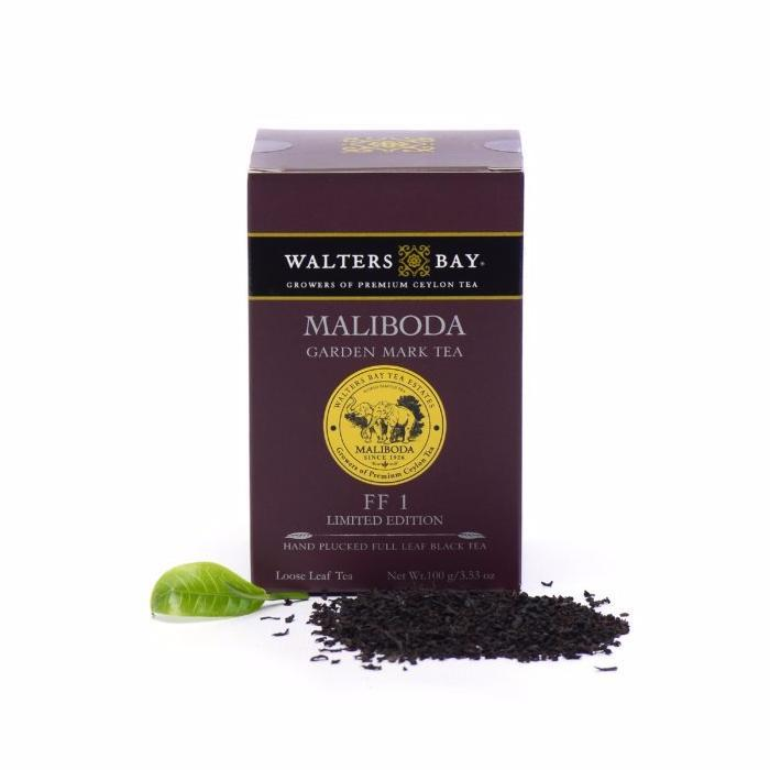 Maliboda FF1 Ceylon Black Tea Loose Leaf - Walters Bay