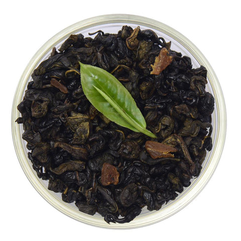 Mango Passion Fruit Ceylon Green Tea Full Leaf Tea Loose Leaf Tea