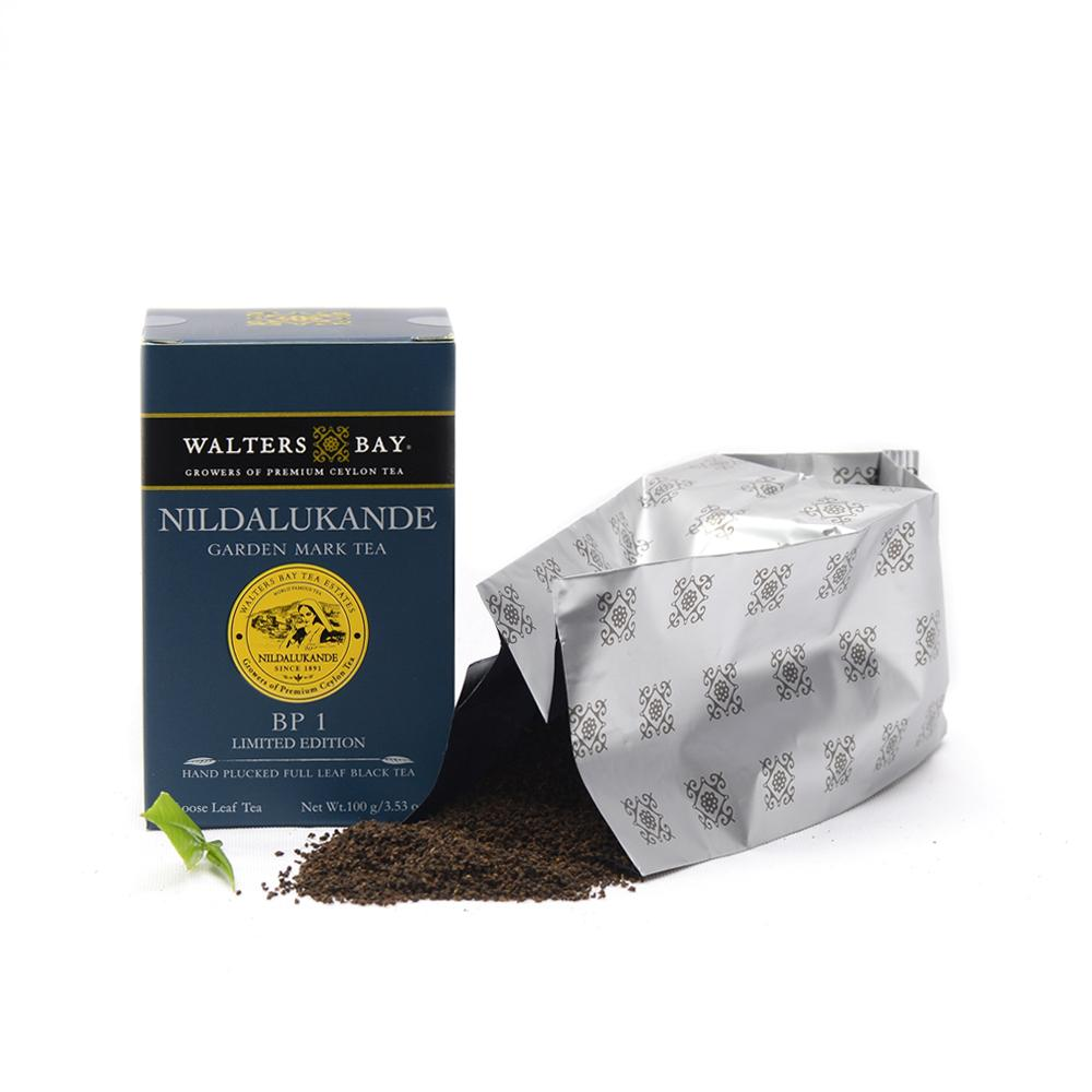 Nildalukande BP1 Ceylon Black Tea Loose Leaf - Walters Bay