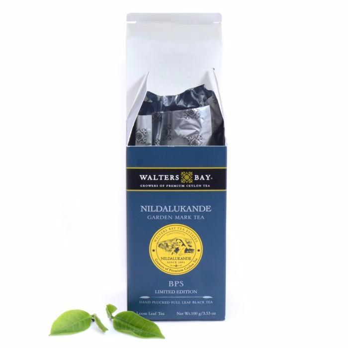 Nildalukande BPS Ceylon Black Tea Loose Leaf - Walters Bay
