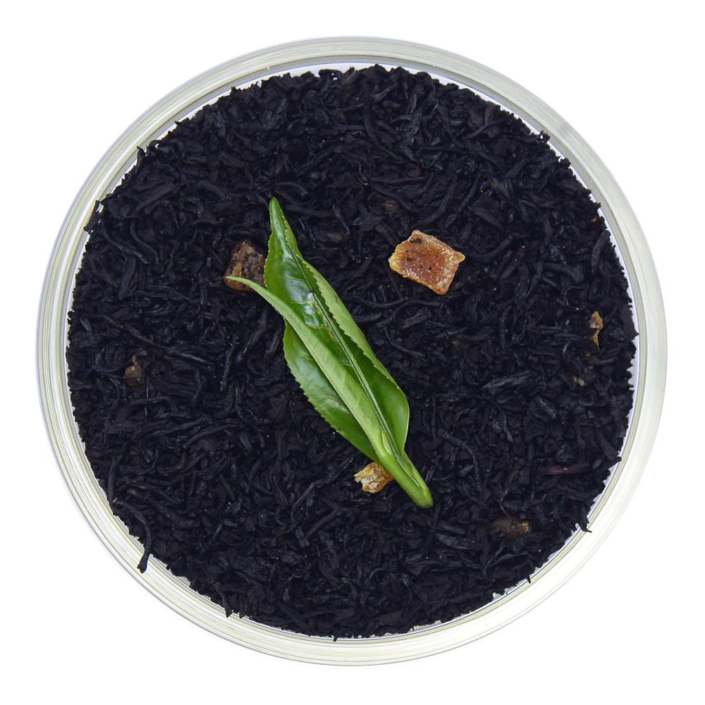 Peach Apricot Ceylon Black Tea Full Leaf Tea Bags in Canister - Walters Bay