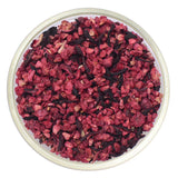 Raspberry Hibiscus Herbal Infusion Full Leaf Tea Bags in Canister - Walters Bay