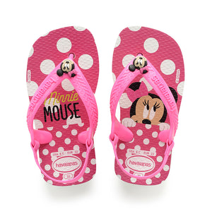 4C - Baby Disney Mini Mouse - White/Rose