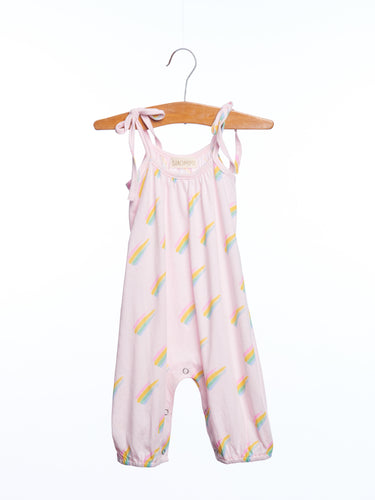 3-6mos - Romper (4 various prints)