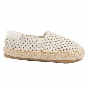 Gold Ellie Espadrille First Kicks Shoe