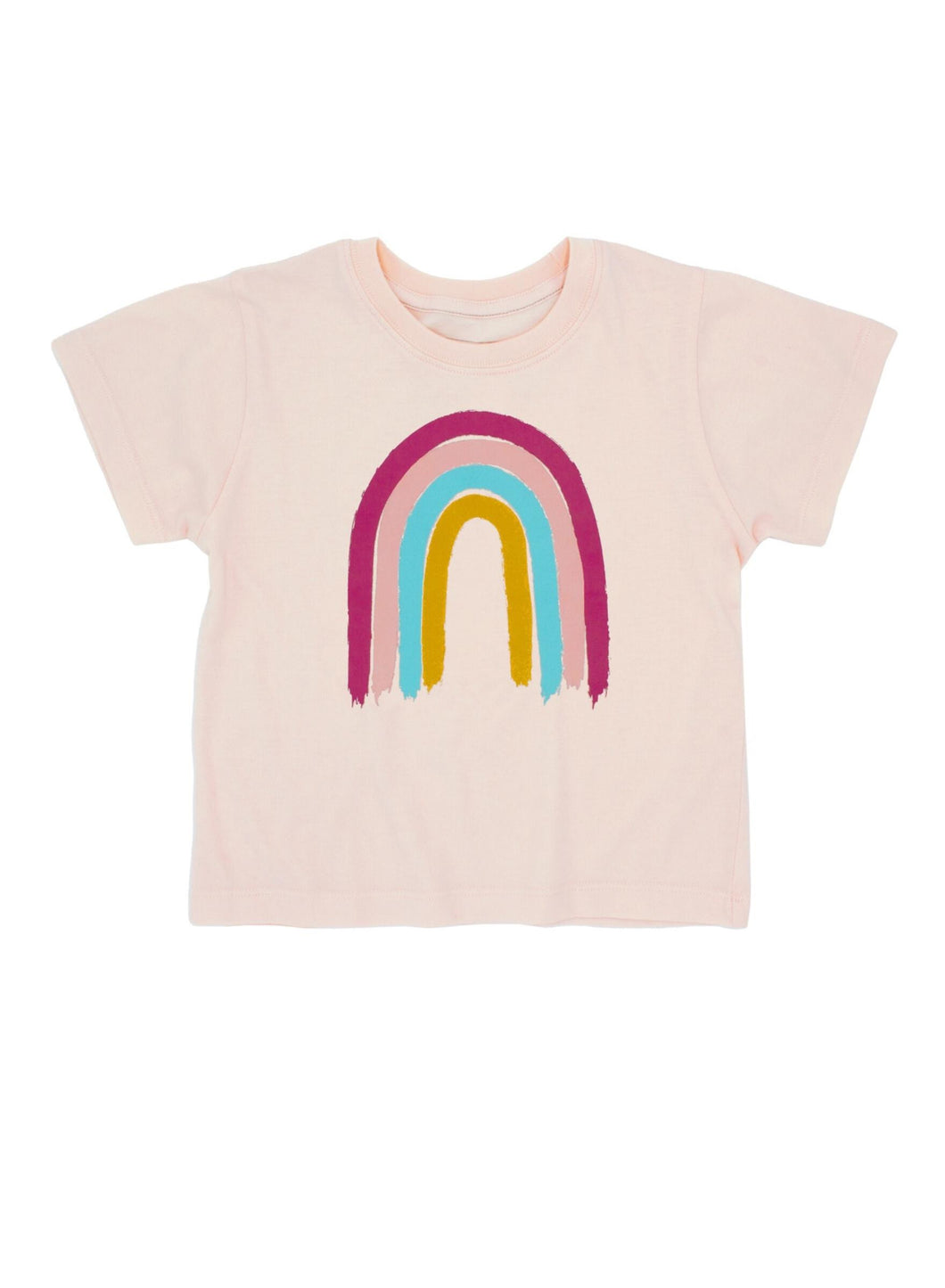 Painters Rainbow Vintage Organic Cotton Tee