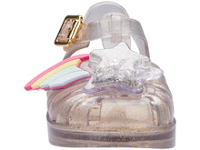 Rainbow Star Clear Jelly Shoes