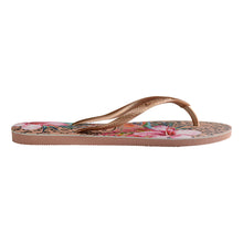 Kids Slim Animal Floral - Crocus Rose