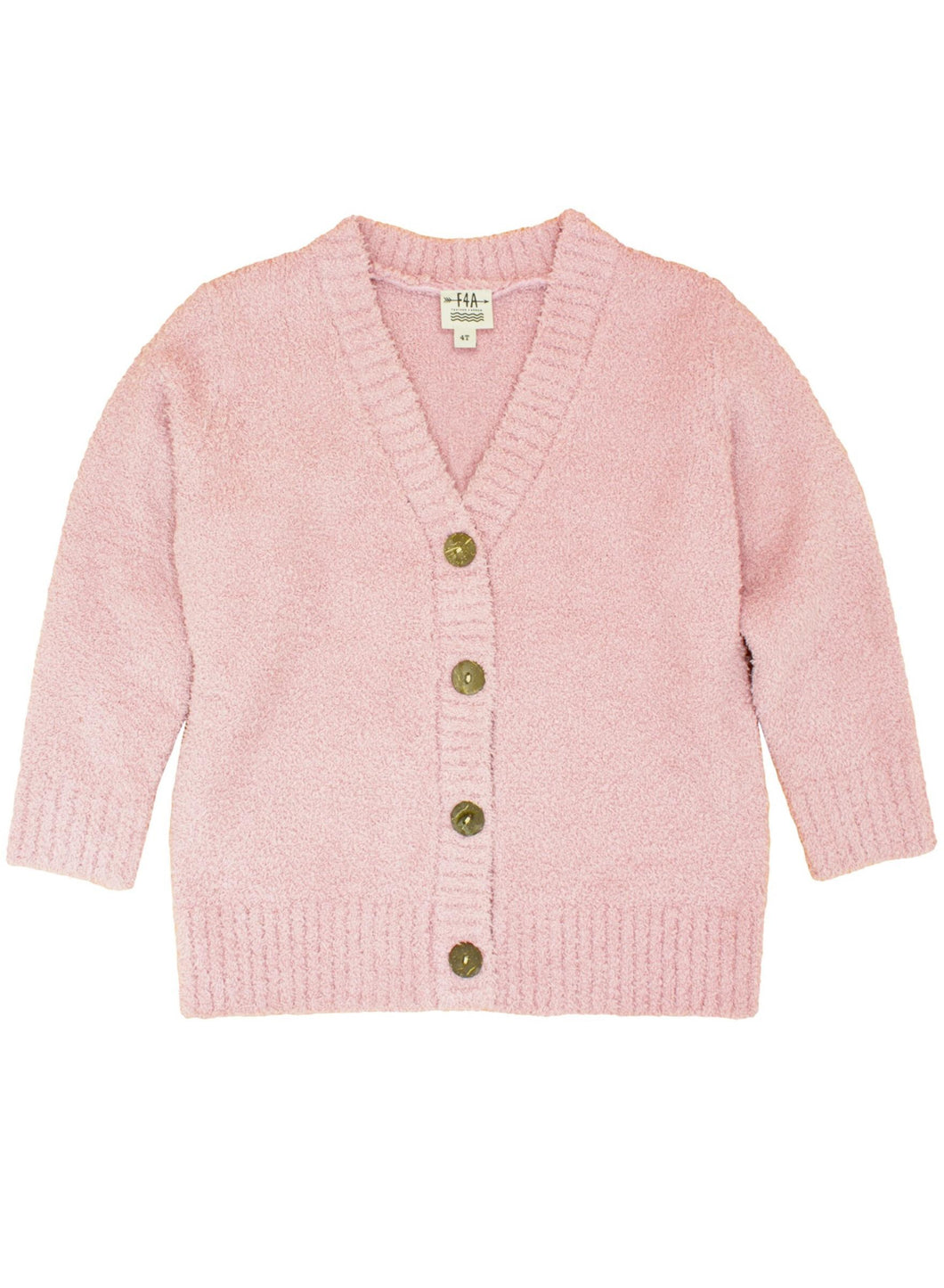 Demi Cardigan - Vintage Rose