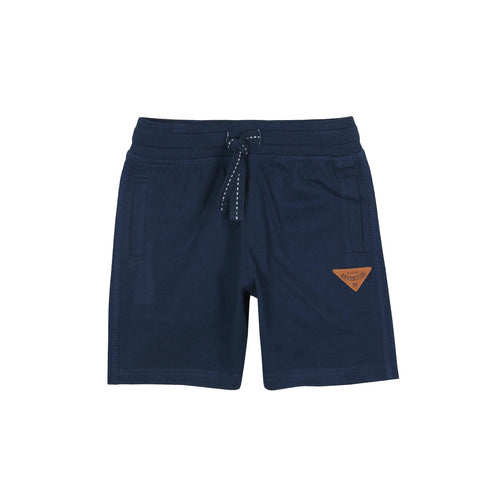 Knit Bermuda Navy Boys Short