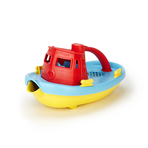 Tug Boat - Red Handle