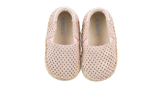 Pink Ellie First Kicks Espadrille