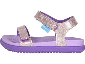 Native Charley Glitter - Lavender Purple Glitter
