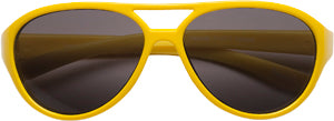 2-4yrs Toddler Cassidy Yellow Sunglasses