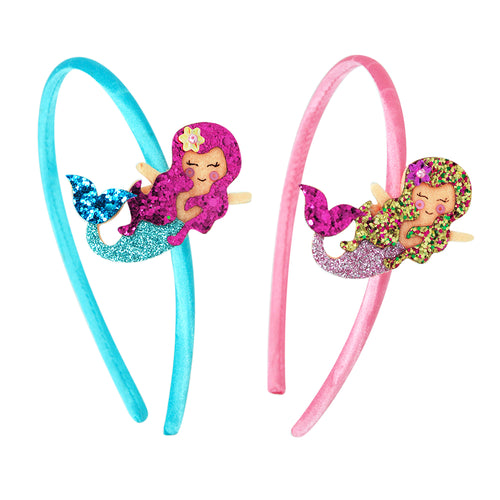 Mermaid and Unicorn Shimmer Headbands