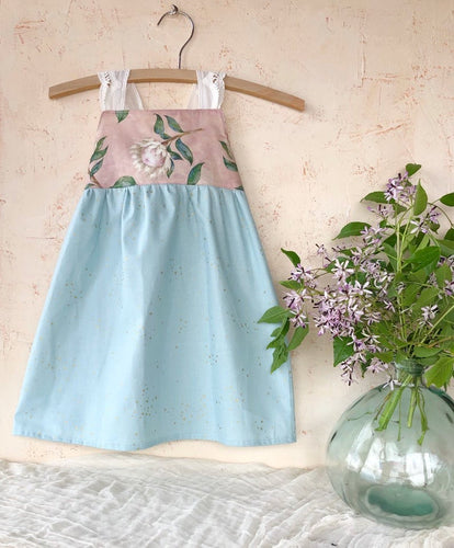 MADE IN HAWAII Twinkle Protea Dress