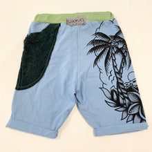 MADE IN HAWAII - Beach Comber Shorts (24-36mos) - (2 Variant Prints)
