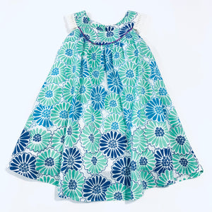 Tani Flower Blue Dress
