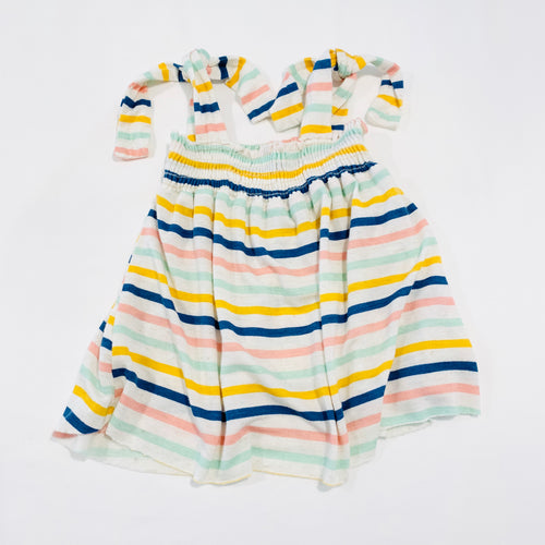8yrs, 10yrs - Mini Multi Stripe Tank