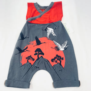 MADE IN HAWAII - Romper (6mos) - (3 Variant Prints)