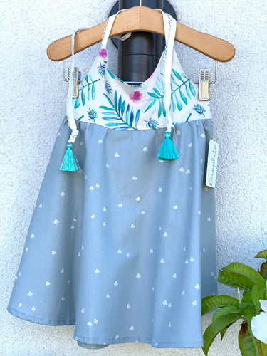 MADE IN HAWAII Freshly Picked Twirl Dress