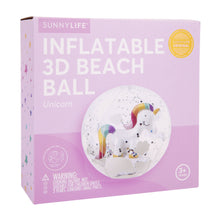 Inflatable Beach Ball - Unicorn